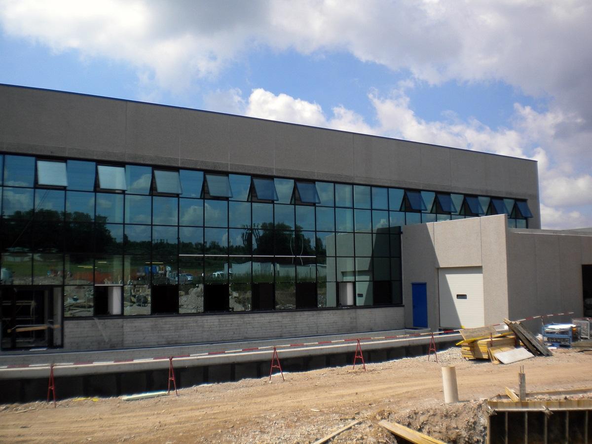 Nuove Costruzioni Olgiate Comasco tessitura boselli & c. s.p.a. – stabilimento olgiate comasco